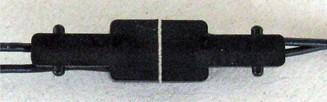 Artnr.: 330 Magnetkupplung stromführend  2 Pole