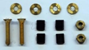 Artnr.: 102 Zurüstsatz für Y und Rekowagen BTTB